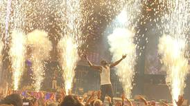 What to expect from Stormzy's new world tour: first show in Dubai sees a grime king crowned