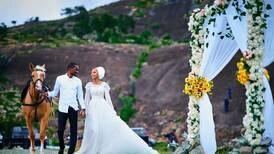 Inside the glitzy royal wedding of Nigeria's Yusuf Buhari and Zahra Nasir Bayero