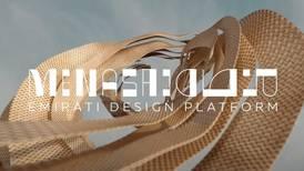 Expo 2020 Dubai's Menasa – Emirati Design Platform puts a spotlight on traditional craft
