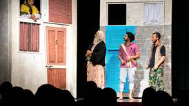 Theatre returns to war-ravaged Aden with a satirical look at life in the city