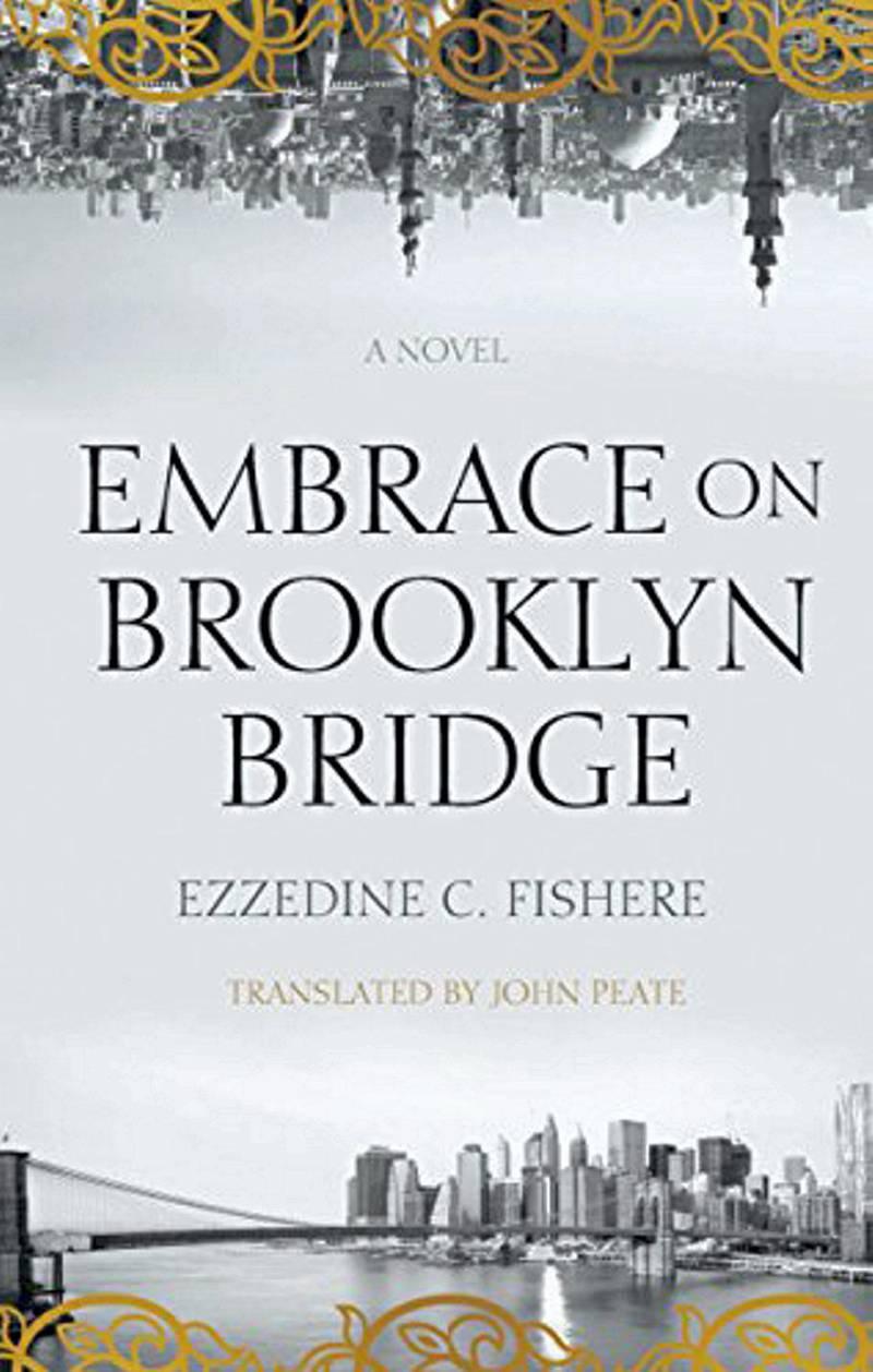 Embrace on Brooklyn Bridge by Ezzedine Choukri Fishere (Egypt)