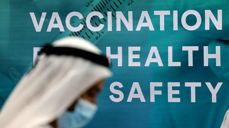 An image that illustrates this article Vaccination lessons from the UAE