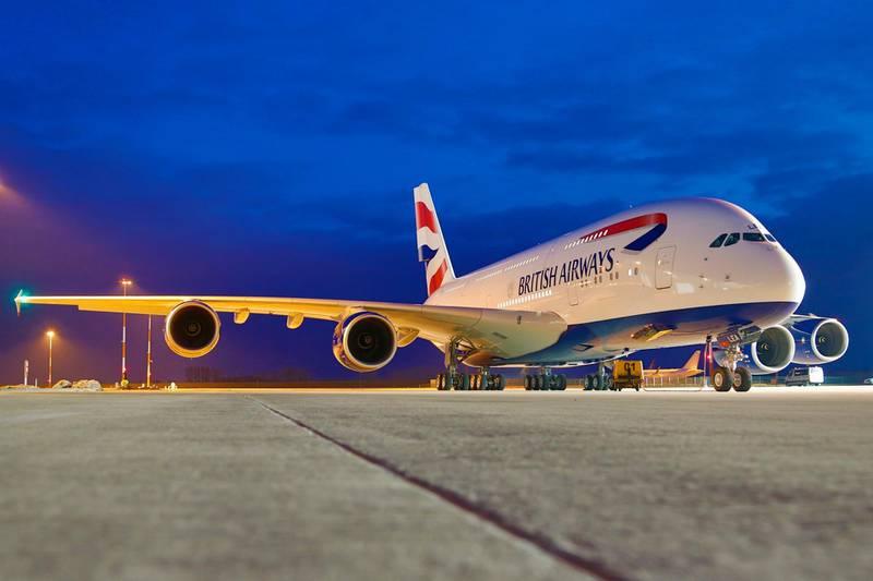 BA, British Airways, Rollout, Roll Out Paint, A380. Courtesy British Airways *** Local Caption ***  bz28de-LIFEexectravel.jpg