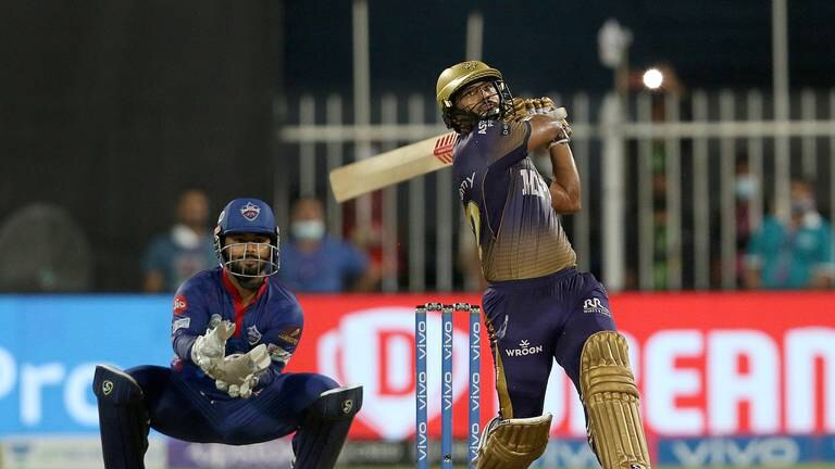 An image that illustrates this article Tripathi smashes Kolkata over line against Delhi in IPL