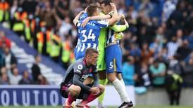 Brighton continue fine form as VAR denies Leicester