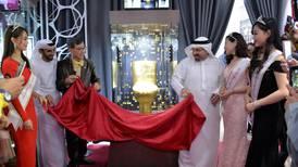 Flush with cash? Record-breaking, diamond-encrusted toilet comes to Dubai