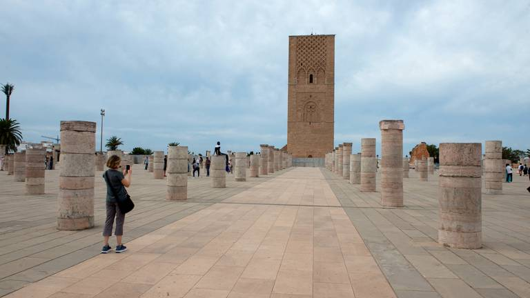 An image that illustrates this article Morocco puts travel pause on UK, Germany and  Netherlands