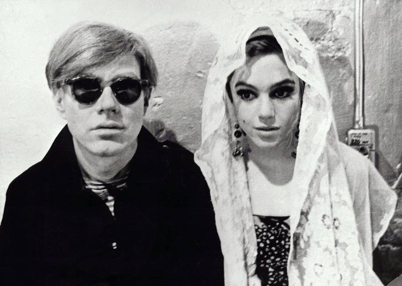 No Merchandising. Editorial Use Only. No Book Cover Usage.Mandatory Credit: Photo by Court Prods./Kobal/REX/Shutterstock (5877402a)Andy Warhol, Edie SedgwickCiao! Manhattan - 1972Director: John Palmer / David WeismanCourt ProductionsUSAFilm Portrait