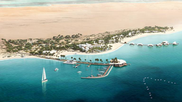 An image that illustrates this article New luxury eco-hotel to open on Bahrain's Unesco-recognised island