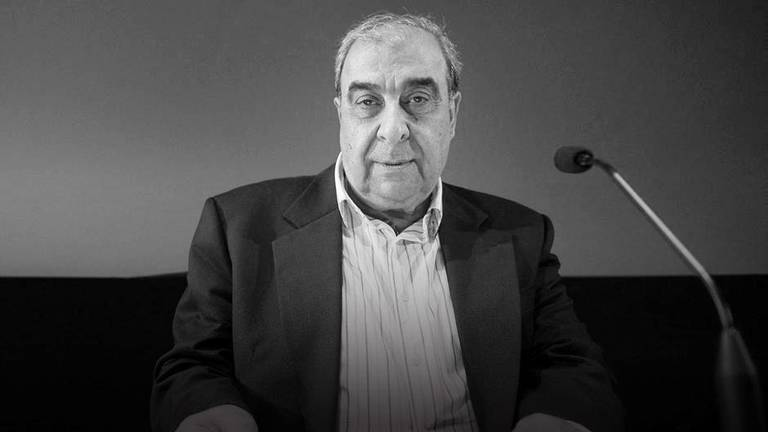 An image that illustrates this article Syrian opposition figure Michel Kilo dies from Covid-19 in Paris