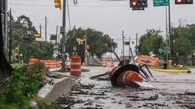 Tropical Storm Nicholas drenches US Gulf Coast