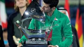 'It's an honour' - Novak Djokovic receives UAE's golden visa after winning Dubai Tennis title