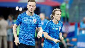 Ivan Rakitic in shock move to Al Nasr? No, but the Barcelona star was given a guided tour of the Dubai club