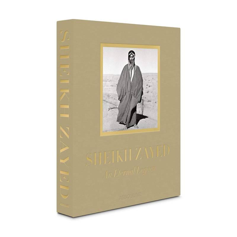 Sheikh Zayed - An eternal legacy, Dh3,499 (pre order only), Assouline, at Virgin Megastore