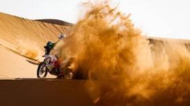 French rider Pierre Cherpin dies from injuries in Dakar Rally crash