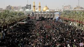 Arbaeen draws thousands of Shiites to Iraq's Karbala