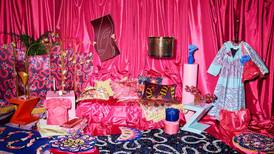 A first look at the colourful collection by Zandra Rhodes for Ikea