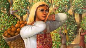Palestinian artist Sliman Mansour launches website for his art prints