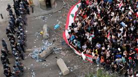 'How did we fall apart this fast?': Lebanon's youth still hungry for change after a year of protests