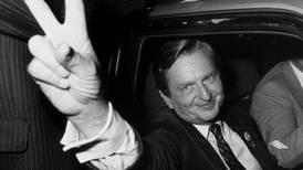 Swedish police identify killer of prime minister Olof Palme in 1986