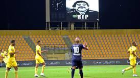 Al Wasl manager dedicates win over Al Fujairah to Diego Maradona – the man who 'put UAE football on the map'