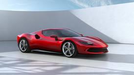 Ferrari unveils new $320,000 hybrid sports car