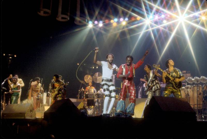UNSPECIFIED - JANUARY 01:  Photo of Earth Wind & Fire  (Photo by Michael Ochs Archives/Getty Images)