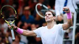 Rafael Nadal leapfrogs Novak Djokovic as battle for year-end top ranking goes down to the wire