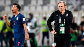 Milovan Rajevac sacked by Thailand following 4-1 Asian Cup defeat to India