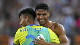 Cristiano Ronaldo denied Juventus winner after being left on bench - in pictures