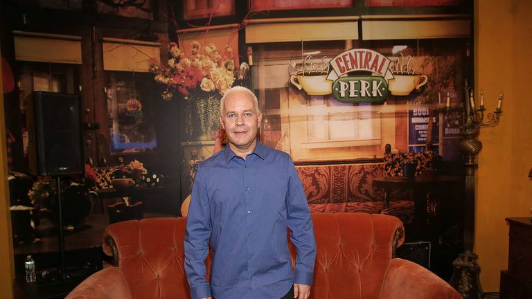 An image that illustrates this article James Michael Tyler, who played Gunther in 'Friends', dies aged 59