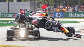 Raducanu, Ronaldo, Verstappen and Hamilton: 25 of the best sports images of the week