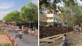 From squalid to serene: Old Delhi's famed Chandni Chowk is getting a makeover