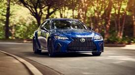 Road test: the 2021 Lexus IS 350 F Sport is dynamic in and out of the city