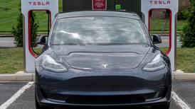 Tesla surges past $1 trillion valuation after record Hertz order
