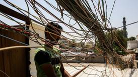 Iraq's President Salih calls for end to sabotage of electricity supply