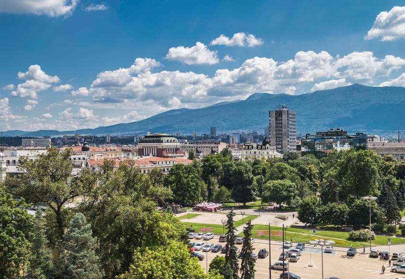 Cityscape of Sofia (Bulgaria) - Getty Images