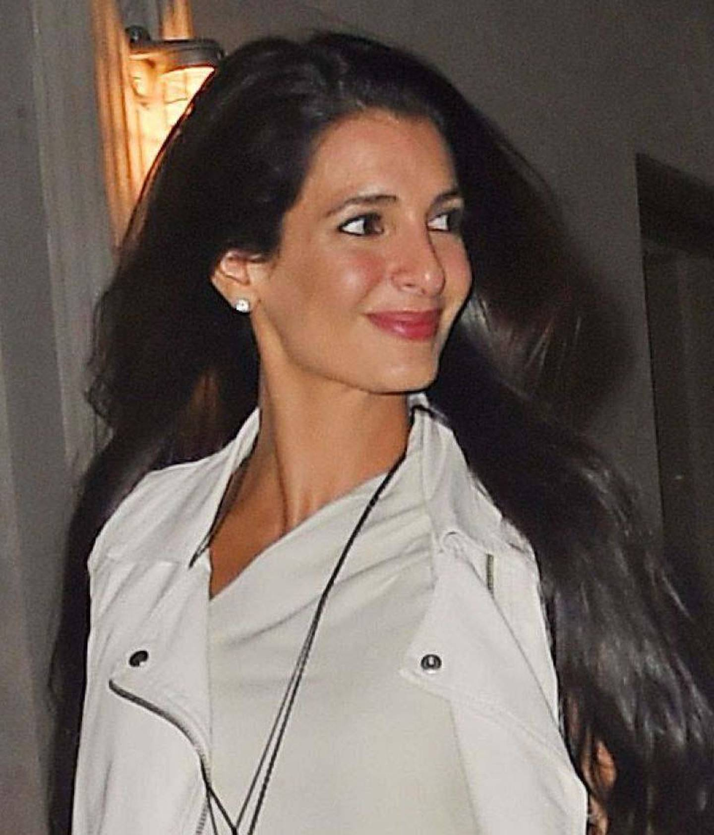 Mandatory Credit: Photo by Buzz Foto/Shutterstock (4725106r)Tala AlamuddinGeorge Clooney and Amal Clooney out and about, New York, America - 28 Apr 2015George Clooney, Amal Clooney and Amal's parants and sister Tala Alamuddin get dinner at Caravaggio in the Upper East Side