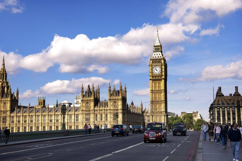 Westminster (Getty Images) *** Local Caption ***  bz02au-chart-investments.jpg