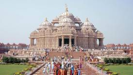 Foundation stone for UAE's first traditional Hindu temple to be laid on Saturday