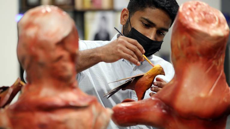 An image that illustrates this article What's inside Dubai's newly opened Chocolate Academy?