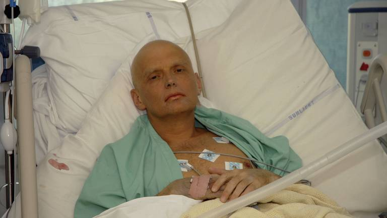 An image that illustrates this article European court holds Russia responsible for Alexander Litvinenko's death