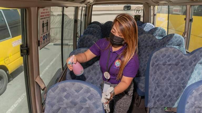 An image that illustrates this article Coronavirus: UAE records 95 new cases