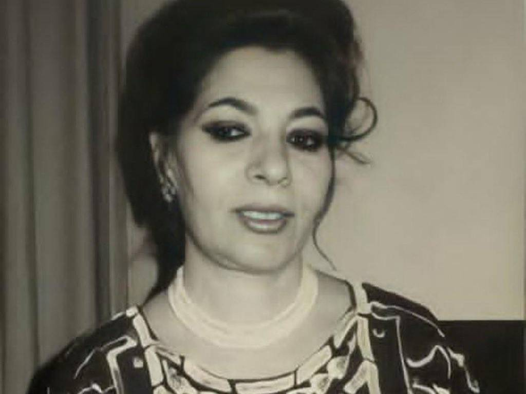 Image for Poet Lamia Amara dies aged 92  'An Iraqi palm tree has left our world'