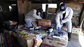 Dubai foils biggest drug-smuggling attempt at port and seizes 662kg of narcotics