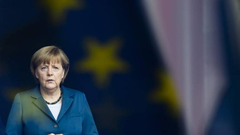 An image that illustrates this article Will Europe miss Merkel?