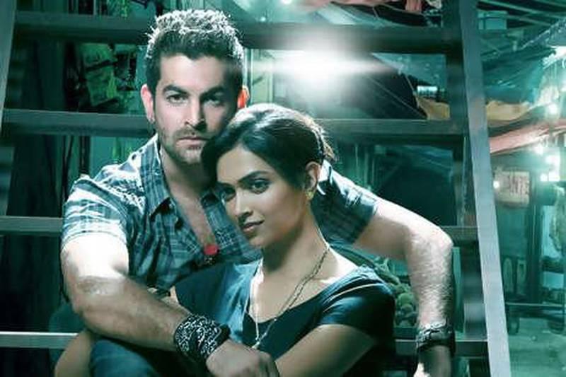 Provided image of Deepika Padukone and Neil Nitin Mukesh in the film Lafangey Parindey  Courtesy Yash Raj Films
