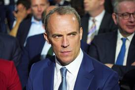 Three death threats made against UK government's Dominic Raab