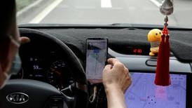 China's Didi suspends Europe expansion plans over data concerns