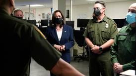 Kamala Harris visits US-Mexico border amid migrant policy scrutiny